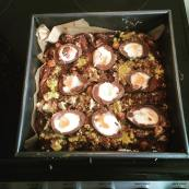 Cream Egg rocky road